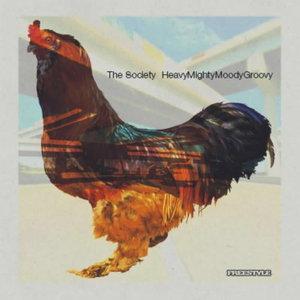 SOCIETY, The - Heavymightymoodygroovy