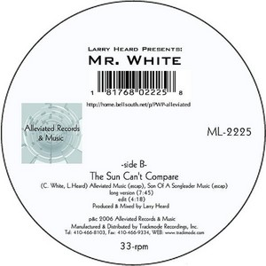 HEARD, Larry presents MR WHITE - EP