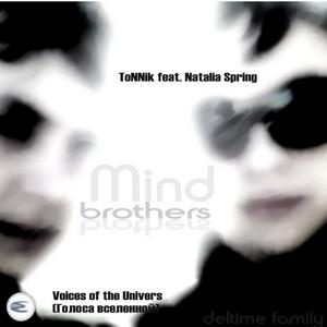 TONNIK feat NATALIA SPRING - Voices Of The Univers