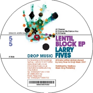 FIVES, Larry - Lentil Block EP