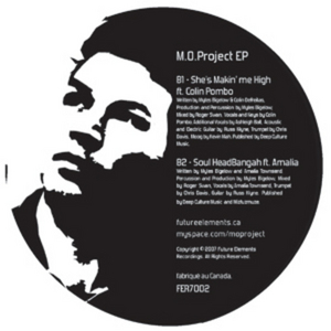 BIGELOW, Myles - MO Project EP