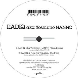 TANAKA, Fumiya/RADIQ aka YOSHIHIRO HANNO - Fighting