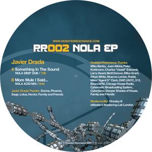 DRADA, Javier - Nola EP