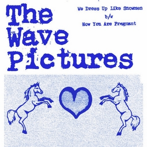 WAVE PICTURES, The - We Dress Up Like Snowmen