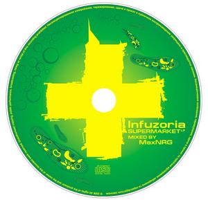INFUZORIA - Supermarket LP
