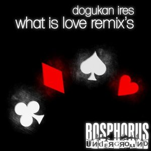 DOGUKAN IRES - What Is Love Remix's EP