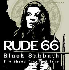 RUDE 66 - Black Sabbath (The Three Faces Of Fear)