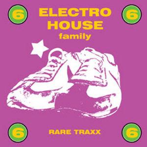 VARIOUS - Electro House Family Vol 6 - Rare Traxx