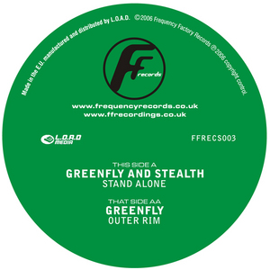GREENFLY/STEALTH/GREENFLY - Stand Alone