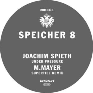 SPIETH, Joachim/REINHARD VOIGT - Speicher 8