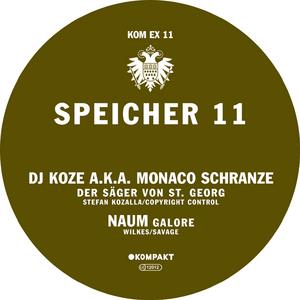 DJ KOZE aka MONACO SCHRANZE/NAUM - Speicher 11