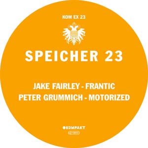 FAIRLEY, Jake/PETER GRUMMICH - Speicher 23