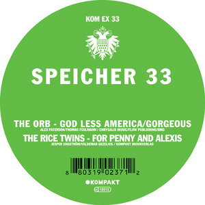ORB, The/THE RICE TWINS - Speicher 33