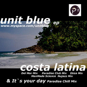 UNIT BLUE - Unit Blue EP