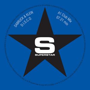DABRUCK & KLEIN - DISCO (taken from Superstar Recordings)