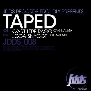 TAPED - Kvart Itre Ragg EP