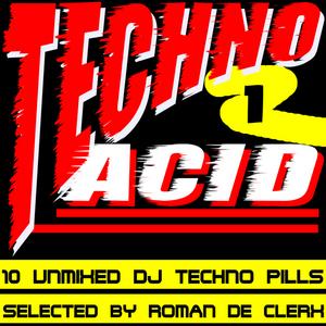 VARIOUS - Techno Acid 1