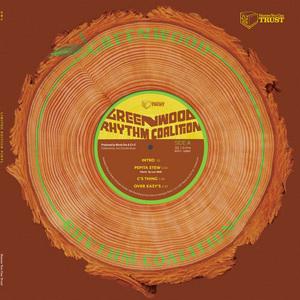 GREENWOOD RHYTHM COALITION - EP