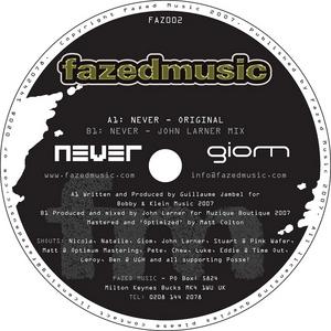 GIOM - Never
