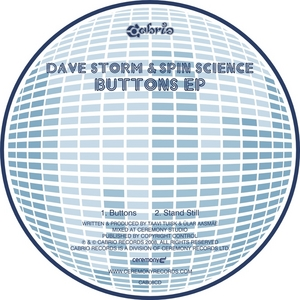 STORM, Dave/SPIN SCIENCE - Buttons EP
