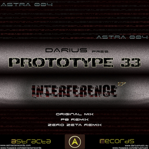 DARIUS presents PROTOTYPE 33 - Interference
