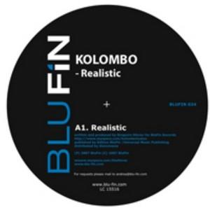 KOLOMBO - Realistic EP