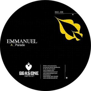 EMMANUEL - Parade EP