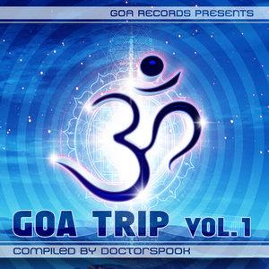 DR SPOOK/VARIOUS - Goa Trip Vol 1 (unmixed tracks)