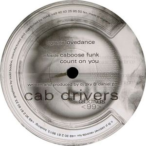 CAB DRIVERS - Cabinet 15