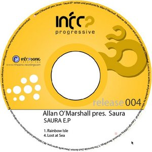 O'MARSHALL, Allan presents SAURA - Saura EP