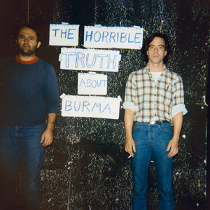 MISSION OF BURMA - The Horrible Truth About Burma (Remastered)