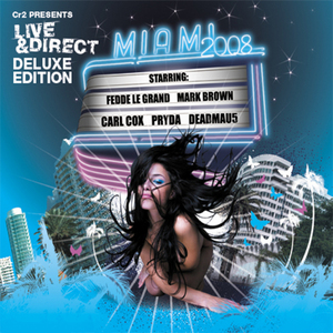 VARIOUS - Cr2 Presents Live & Direct Miami 2008 (Deluxe Edition)