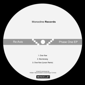 RE AXIS - Phase One EP