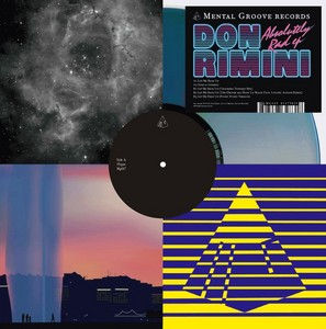 DON RIMINI - Absolutely Rad EP