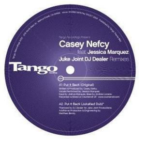 NEFCY, Casey feat JESSICA MARQUEZ - Put It Back