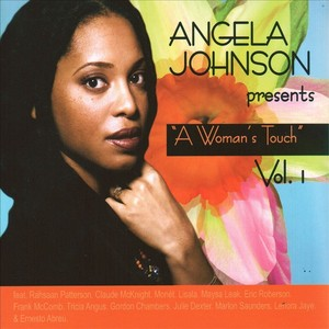JOHNSON, Angela - A Woman's Touch Vol 1