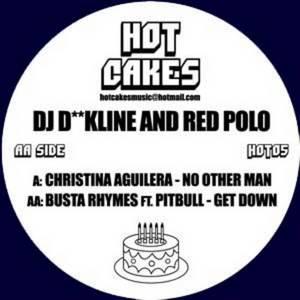 DJ DEKLINE/RED POLO - No Other Booty