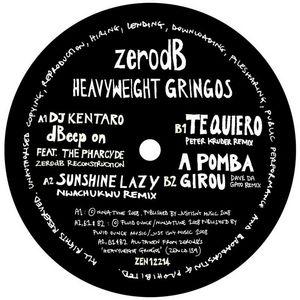 ZERO DB/DJ KENTARO - Heavyweight Vinyl