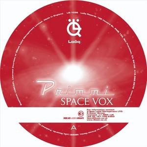 PRIMMI - Space Vox EP