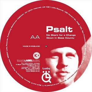 PSALT - No Start For A Change EP