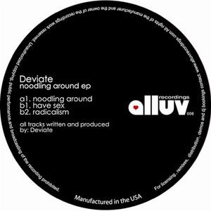 DEVIATE - Noodlin' Around EP