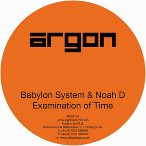 BABYLON SYSTEM/NOAH D - Examination Of Time