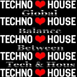 VARIOUS - Global Balance Between Techno & House