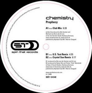CHEMISTRY - Prophecy