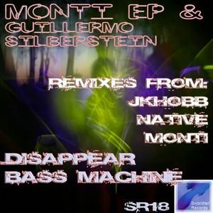 DJ MONTI - Monti EP