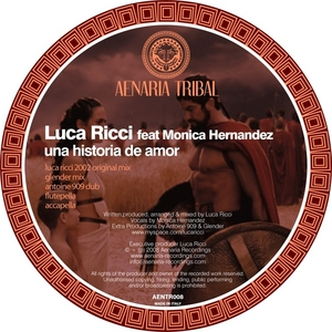 RICCI, Luca feat MONICA HERNANDEZ - Una Historia De Amor