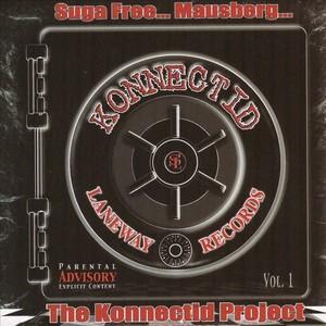 VARIOUS - Suga Free & Mausberg Presents Konnectid