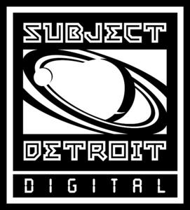 DJ BONE - Subject Detroit Digital (SUB-013|SDD 01)