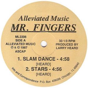 MR FINGERS - Mr Fingers EP