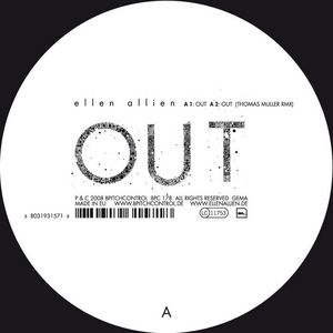ALLIEN, Ellen - Out (remixes)